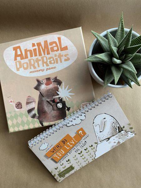 Darilni paket Animals 1