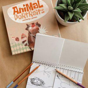 Darilni paket Animals