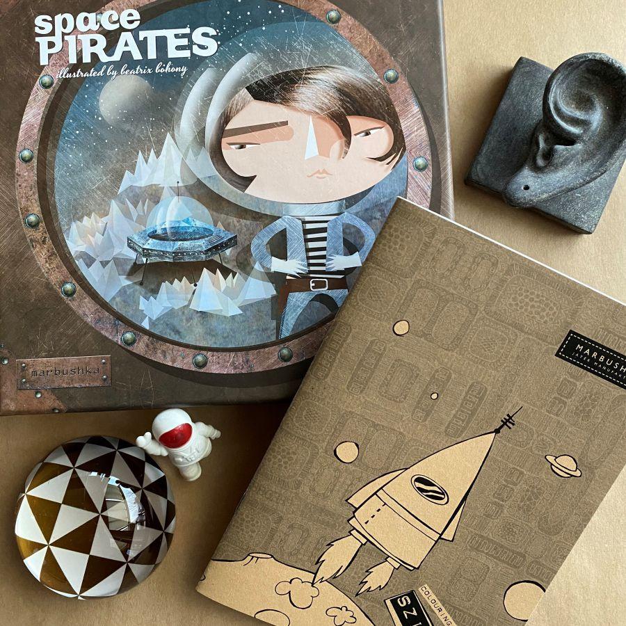 Darilni paket Little Astronaut